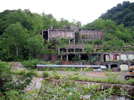 上北鉱山(青森県)